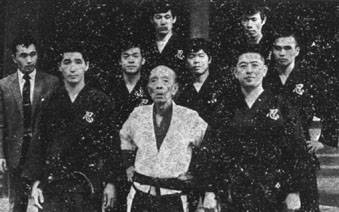 Takamatsu, Hatsumi, Ishizuka & Other Students back in the day